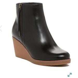 Cole Haan Auden Waterproof wedge boot